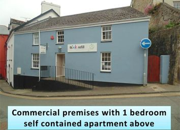 Thumbnail 1 bed semi-detached house for sale in 2A Holloway, Haverfordwest, Pembrokeshire