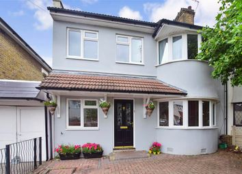 Thumbnail 5 bedroom semi-detached house for sale in Axminster Crescent, Welling, Kent