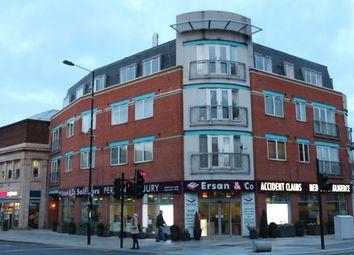 Thumbnail 2 bed flat to rent in Salisbury Promenade, Green Lanes, London
