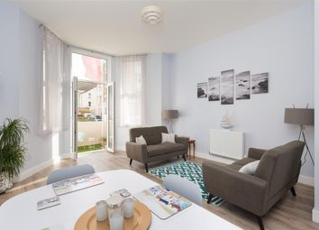 Thumbnail 2 bed flat for sale in Cliffe Villas, Edgar Road, Margate