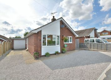 Thumbnail 4 bed detached bungalow for sale in Sycamore Close, Cherry Willingham, Lincoln