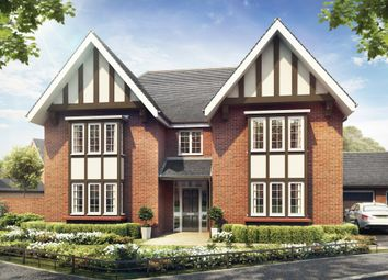 "Thumbnail 5 bed detached house for sale in ""Gawsworth"" at Adlington Road, Wilmslow"