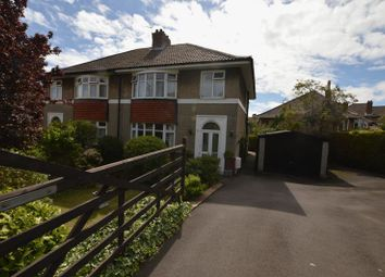 Thumbnail 3 bed semi-detached house for sale in Manor Road, Weston-Super-Mare