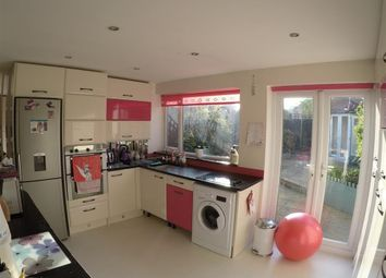 Thumbnail 2 bed terraced house to rent in Carsworth Way, Canford Heath