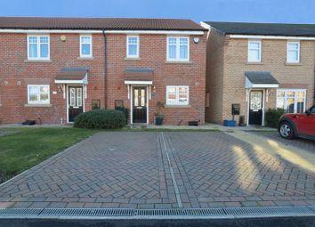 Thumbnail 2 bed terraced house for sale in Millstone Lane, Eggborough, Goole