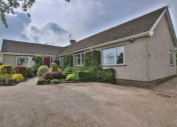 Thumbnail 4 bedroom detached bungalow for sale in Bryn-Y-Gwenin, Abergavenny