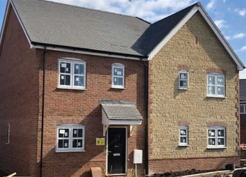 Thumbnail 3 bed semi-detached house for sale in The Ridge, Blunsdon, Swindon