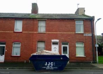 Thumbnail 2 bed terraced house for sale in 31 Goldsmith Street, Barrow In Furness, Cumbria