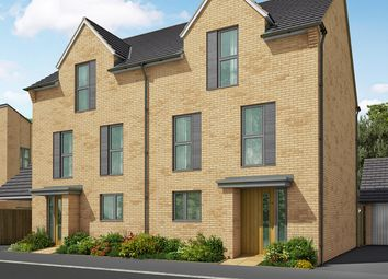 "Thumbnail 3 bed semi-detached house for sale in ""The Foxton"" at Heron Road, Northstowe, Cambridge"