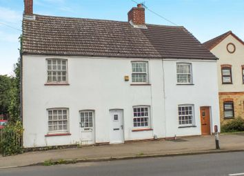 Thumbnail 2 bed terraced house for sale in Great North Road, Eaton Socon, St. Neots