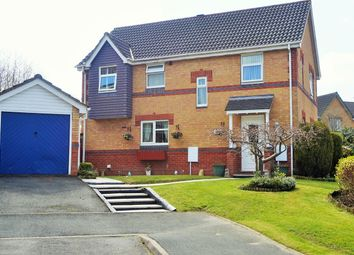 Thumbnail 4 bedroom detached house for sale in Ragged Robins Close, St Georges Telford