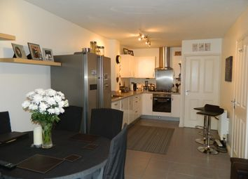 Thumbnail 3 bed town house to rent in Muirfield Close, Doddington Park, Lincoln