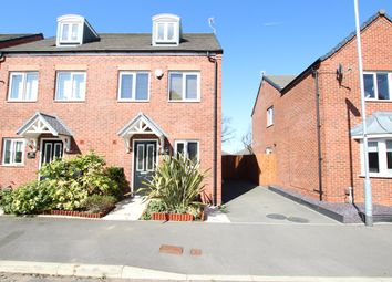 Thumbnail 3 bed town house for sale in Newlove Avenue, St Helens