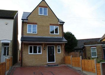 Thumbnail 3 bed detached house for sale in Woodlands Road, Gillingham, Kent
