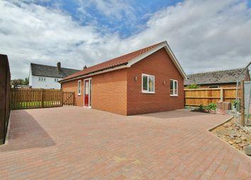 Thumbnail 2 bedroom detached bungalow for sale in Church Lane, Hilton, Huntingdon