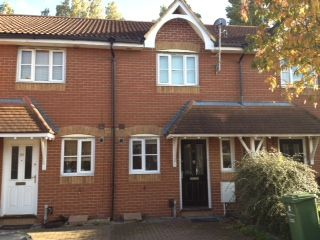 Thumbnail 2 bed terraced house to rent in Fuchsia Close, Rush Green