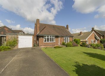 Thumbnail 2 bed detached bungalow for sale in Brimington Road, Tapton, Chesterfield
