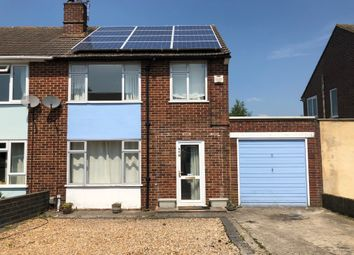 Thumbnail 3 bed semi-detached house for sale in Hawthorn Way, Basingstoke
