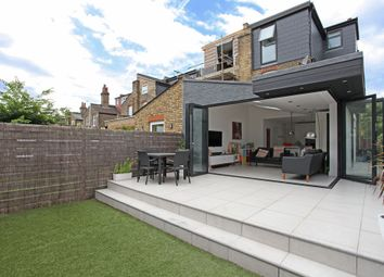 Thumbnail 4 bedroom semi-detached house for sale in Walpole Road, South Woodford