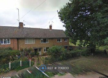 2 bed terraced house to rent in Bridgewood Road, Woodbridge IP12