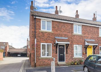 Thumbnail 2 bedroom end terrace house for sale in Pasture Terrace, Beverley