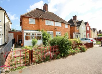 Thumbnail 3 bed semi-detached house for sale in Winstanley Drive, Leicester