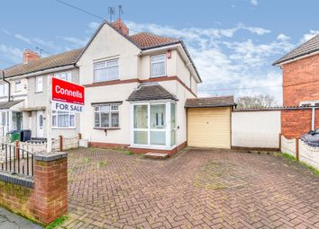 3 bed end terrace house for sale in Remembrance Road, Wednesbury WS10