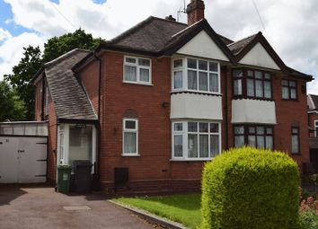 Thumbnail 3 bed semi-detached house for sale in Meadowhill Road, Redditch