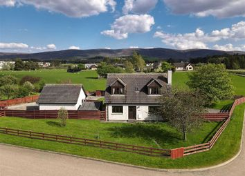 Thumbnail 4 bed detached house for sale in Cromdale, Grantown-On-Spey