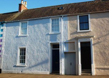 Thumbnail 3 bed terraced house for sale in 33 Castle Street, Kirkcudbright