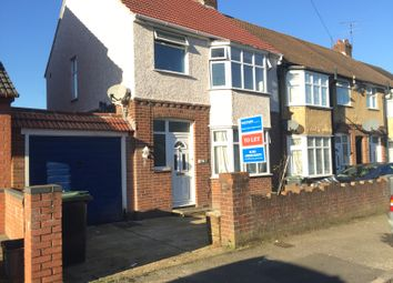 Thumbnail 3 bedroom semi-detached house to rent in Lawrence Avenue, Luton, Beds