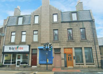 Thumbnail 1 bed flat for sale in Kirk Street, Peterhead, Aberdeenshire