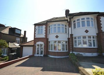 Thumbnail 4 bed semi-detached house to rent in Laurel Way, Woodside Park, London