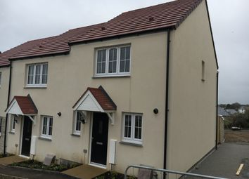 Thumbnail 2 bedroom end terrace house for sale in Ocean Rise, Hayle, Cornwall