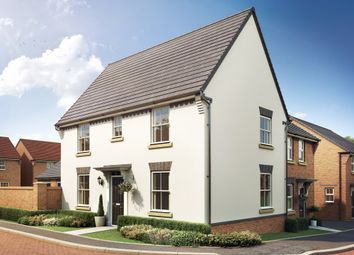 "Thumbnail 3 bed detached house for sale in ""Hadley"" at Trowbridge Road, Westbury"