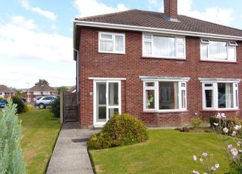Thumbnail 3 bed semi-detached house for sale in Wistley Road, Cheltenham, Charlton Kings