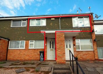 Thumbnail 2 bed maisonette for sale in 69 Linkway Gardens, Off Fosse Road South, Leicester