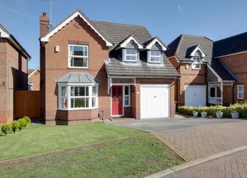 Thumbnail 4 bed detached house for sale in Hill Top View, Sutton-In-Ashfield