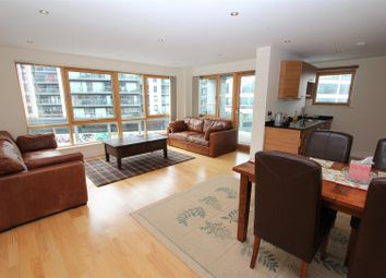 Thumbnail 2 bed flat for sale in Mcclintock House, The Boulevard, Leeds