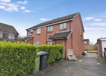 Thumbnail 3 bed semi-detached house for sale in Manley Road, Bursledon