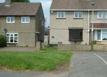 Thumbnail 3 bed town house to rent in Ambleside Drive, Glen Parva, Leicester