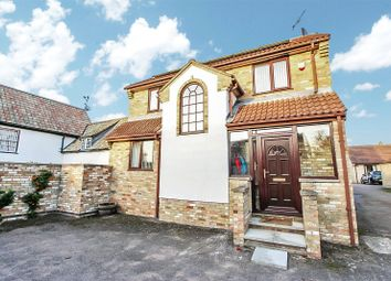 Thumbnail 4 bed detached house for sale in Brook Close, Alconbury, Huntingdon
