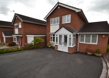 Thumbnail 4 bed detached house to rent in Copeland Avenue, Westbury Park, Newcastle