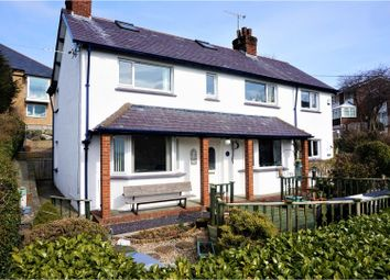 Thumbnail 4 bed detached house for sale in Bryn Road, Llanfairfechan