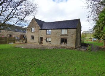 Thumbnail 4 bed farmhouse for sale in Gooseneck Farm, Bradnop, Leek
