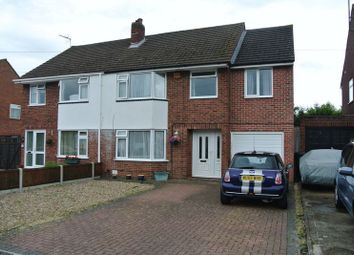 Thumbnail 4 bed semi-detached house for sale in Paddock Gardens, Longlevens, Gloucester