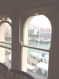 Thumbnail 1 bed flat to rent in Trinity Road, Weymouth