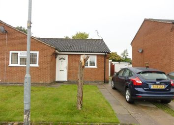 Thumbnail Bungalow to rent in Ludlow Close, Oadby, Leicester