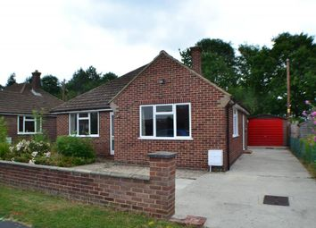 Thumbnail 2 bed bungalow for sale in Beverley Close, Thatcham
