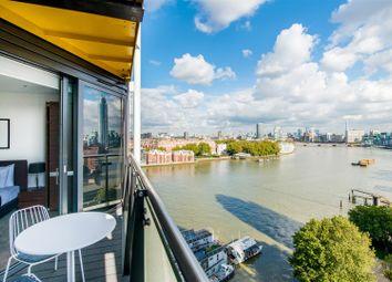 Thumbnail 2 bed flat to rent in 3 Riverlight Quay, Nine Elms, London